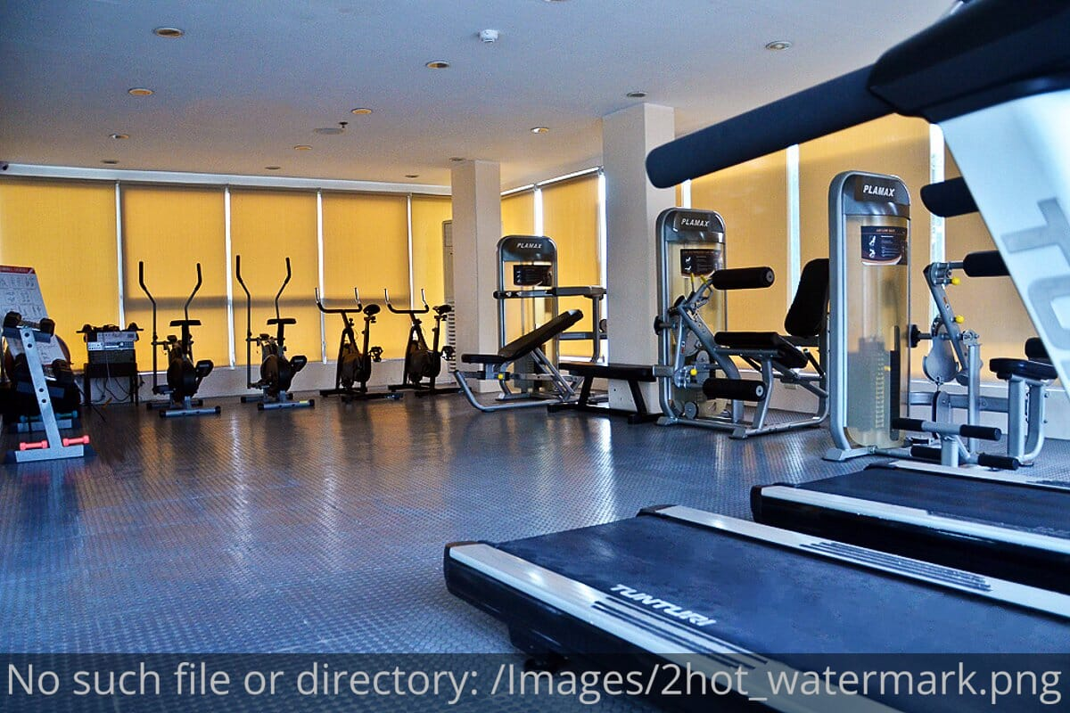The Lake Hotel Tagaytay Fitness Center