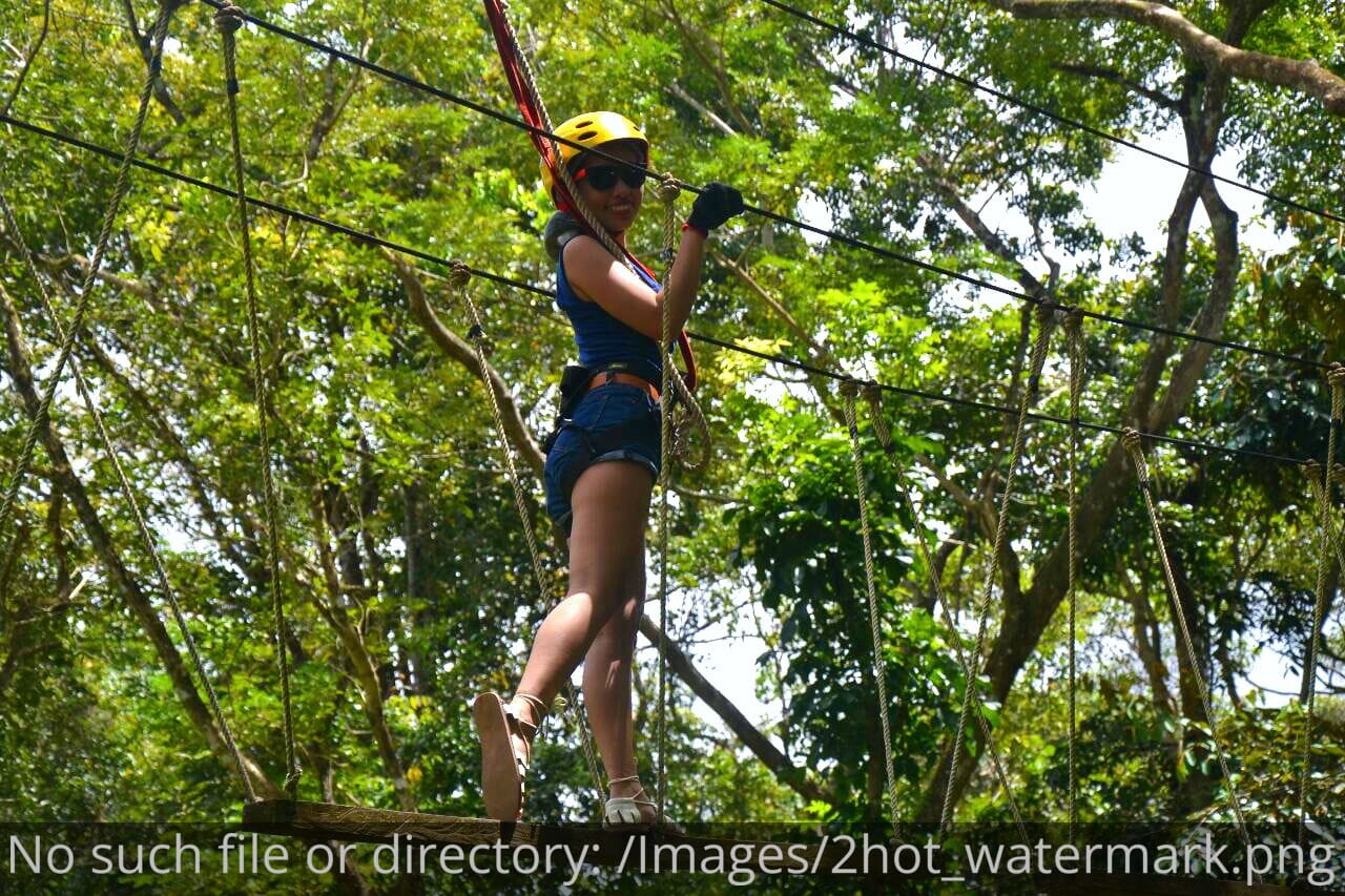 Chocolate Hill Adventure Park Bohol - Bohol Tourist Spots | The Best Places To See In Bohol